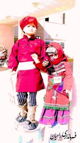 صنایع دستی و لوازم سنتی مورد استفاده مردم رامیان