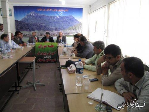 استراتژی اصلی نهضت سواد آموزی توسعه مشارکت عمومی است