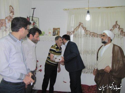 دستاوردهای انقلاب اسلامی مرهون مجاهدت شهیدان،جانبازان و ایثارگران است