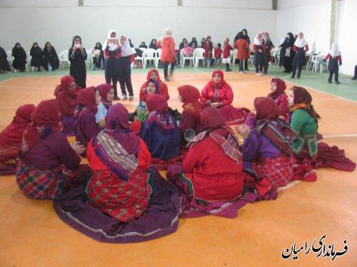 برگزاری جشنواره فرهنگی ورزشی اوقات فراغت ویژه مادران و دختران