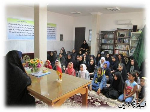 برگزاری کارگاههای  آموزشی پیشگیری از اعتیاد در شهرستان رامیان