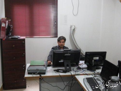 برگزاری اولین مانور سراسری ستاد انتخابات پنجمین دوره شوراهای اسلامی شهر و روستا در شهرستان رامیان