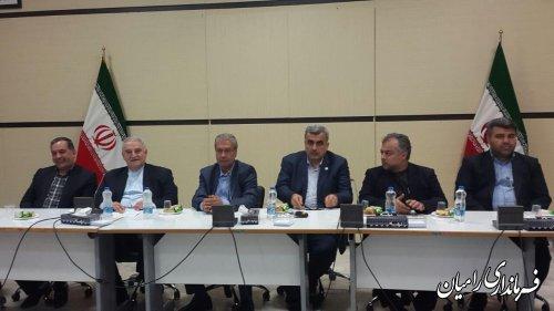 دیدار وزیر تعاون، کار و رفاه اجتماعی با خانواده جانباختگان معدن آزادشهر