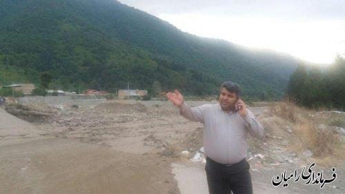 خسارت سیل 19 مرداد در شهرستان رامیان بالغ بر 14 میلیارد تومان می باشد