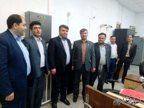 تقدیر از شعب بانک های فعال و پیشرو در طرح مقاوم سازی مسکن روستایی شهرستان رامیان