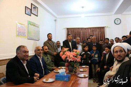 افتتاح ساختمان جدید دهیاری مازیاران در دهه مبارک فجرانقلاب اسلامی