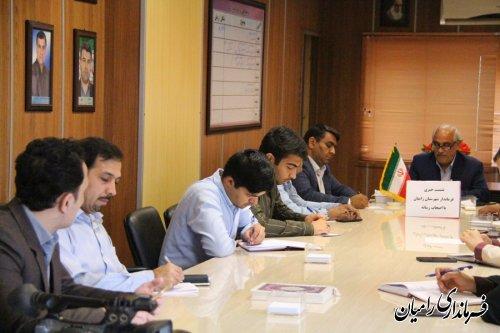 کمترین درآمد سرانه خانوار در استان گلستان متعلق به شهرستان رامیان است