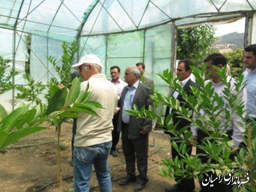 توجه به صنعت کشاورزی ، دامپروری وگردشگری باعث اشتغالزایی ، وتوسعه پایدار می شود