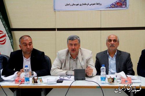 سند توسعه استان گلستان بر اساس کشاورزی و گردشگری است