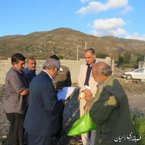 خدمت به مردم و حل مشکلات آنان یکی از وظایف مسئولین نظام اسلامی است