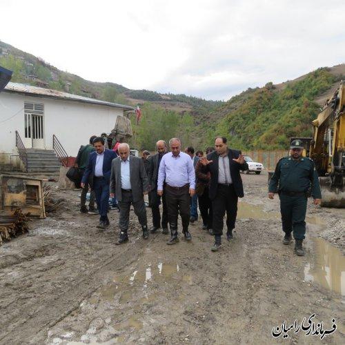 هدف از بازدید روستاها و مناطق محروم بررسی مشکلات است