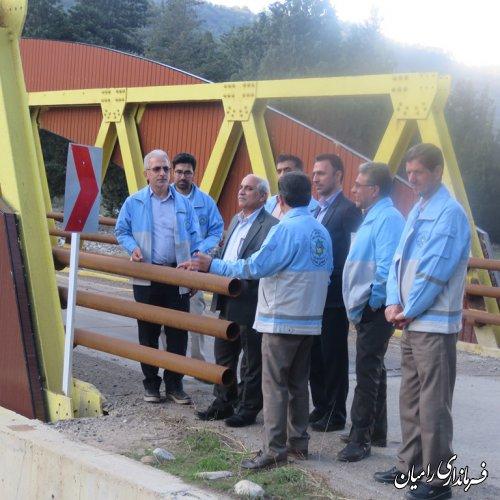 بررسی ظرفیت ها و توانمندیهای شهرستان رامیان در شرایط بحرانی و حوادث غیر مترقبه