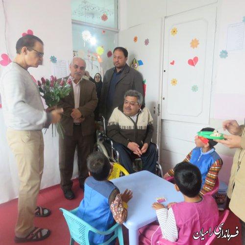 دستیابی به اهداف و ایجاد امکانات در خور شأن معلولین؛ همراهی و تعامل همه مسئولین را میطلبد