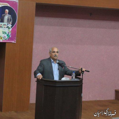 دهیاران و شوراهای اسلامی  بازوان قدرتمند دستگاههای اجرایی، علیالخصوص فرمانداری هستند
