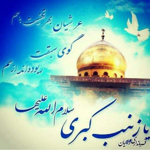فرخنده میلاد با سعادت عقیله ی بنی هاشم ، حضرت زینب کبری (س) و روز پرستار گرامی باد