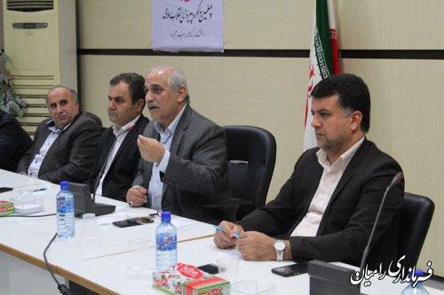 حضور پرشور در استقبال از ریاست جمهور و هیئت دولت باعث خنثی شدن توطئه های دشمنان به نظام وانقلاب می شود