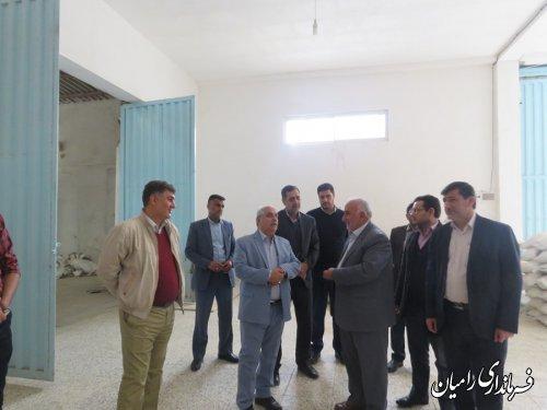 واحد  شالی کوبی وحدت شهرستان رامیان جز 9 واحد شالیکوبی در شهرستان رامیان با ظرفیت ۳۰۰۰هزار تن و اشتغال ۱۰ نفر می باشد