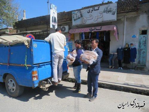 اقدام  انسان دوستانه فرماندار رامیان مبنی برلغو و عدم برپایی نوروزگاه در شهرستان رامیان