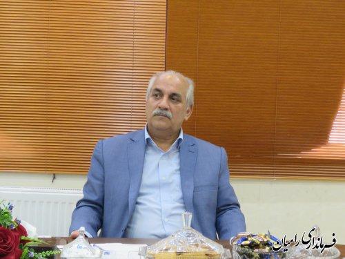 جلسه شورای فرعی مبارزه با مواد مخدر شهرستان رامیان برگزار گردید