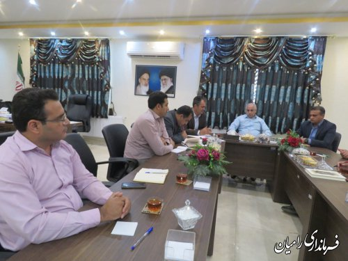 اعضای هیات بازرسی یازدهمین دوره مجلس شورای اسلامی در شهرستان رامیان با حکم رئیس هیات مرکزی بازرسی انتخابات معرفی شدند