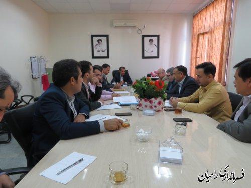 جذب سرباز تعاون در اداره تعاون،کار ورفاه اجتماعی شهرستان رامیان