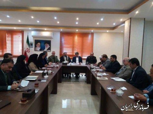 فرماندار شهرستان رامیان: انقلاب اسلامی سر منشاء الهی داشت.