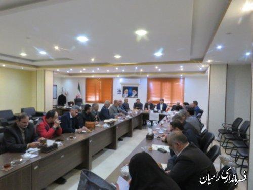 فرماندار رامیان: بی طرفی و رعایت قانون سرلوحه  کار تمامی عوامل اجرایی انتخابات یازدهمین دوره مجلس شورای اسلامی است.