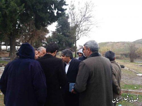 فرماندار رامیان؛ شوراها نشانه حاکمیت مردم است.