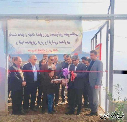 فرماندار رامیان؛ با تهیه نقشه راه می تواند کشاورزی منطقه را به بهره وری کامل رساند.