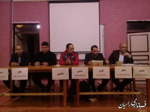جواد عزیزی دبیر ستاد انتخابات: تمامی فرایندهای انتخابات به معنای واقعی امانت دار مردم هستند.