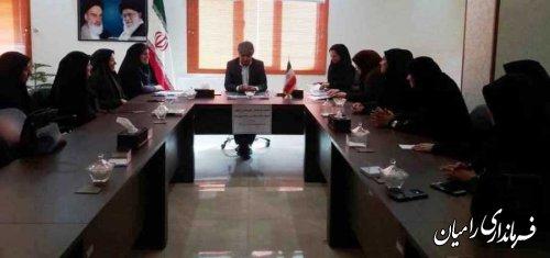 توصیه فرماندار به بانوان: سبک زندگی ایرانی اسلامی  را سرلوحه زندگی خود قرار دهید.