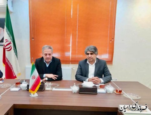 فرماندار رامیان؛ فضای انتخابات در شهرستان بانشاط و همدلانه است