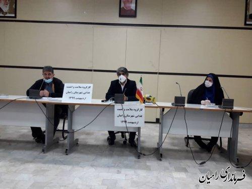 فرماندار شهرستان رامیان : آموزه های دینی در همه شرایط زندگی راهگشای ماست