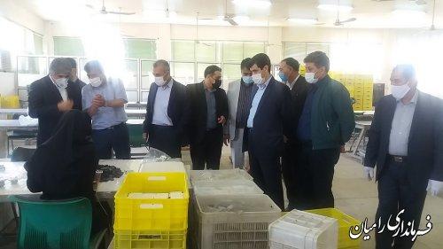 راه اندازی مجدد خط تولید شرکت دلند الکتریک