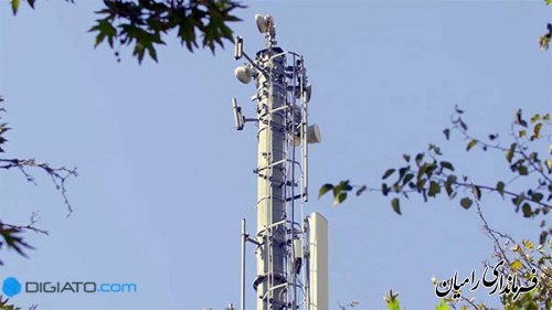 اضافه شدن 10 سایت (دکل) BTS برای آنتن دهی مناسب تلفن همراه در سطح شهرستان رامیان