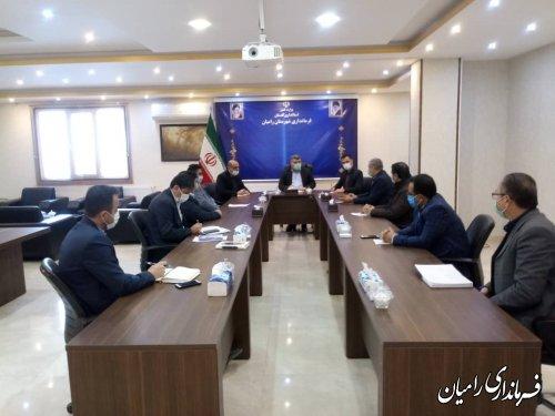 افتتاح و آغاز عملیات اجرایی۵۹ پروژه عمرانی ، اقتصادی و اشتغالزایی در دهه فجر در شهرستان رامیان