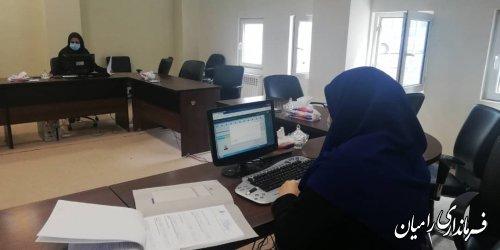 برگزاری سومین مانور انتخابات سیزدهمین دوره ریاست جمهوری و ششمین دوره شوراهای اسلامی شهر و روستا