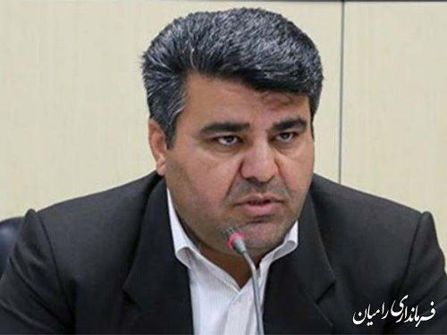 تعداد داوطلبان ششمین دوره انتخابات شوراهای اسلامی روستایی شهرستان رامیان در پنجمین روز ثبت نام اعلام شد.