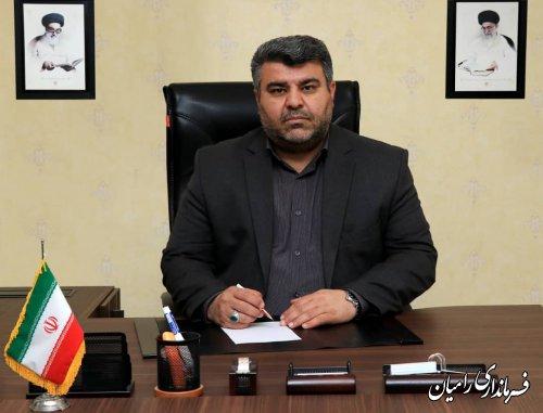 اعلام تایید صلاحیت تمامی داوطلبان ششمین دوره انتخابات شوراهای اسلامی شهرهای تابعه شهرستان رامیان
