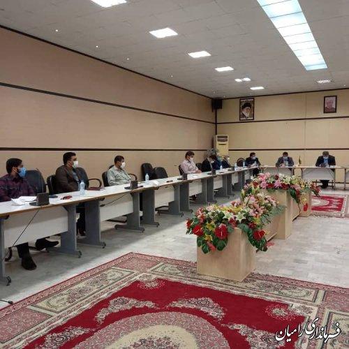 برگزاری نشست هم اندیشی و هم افزایی پیرامون انتخابات با حضور اصحاب رسانه شهرستان