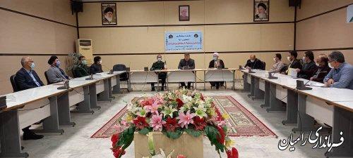 شهرستان رامیان، آماده برگزاری انتخاباتی پرشور و رقابتی در تراز انقلاب اسلامی