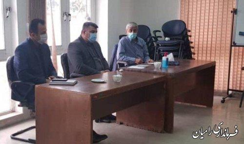 بررسی آخرین وضعیت حق آبه فندرسک از رودخانه زرین گل