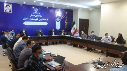 تصویب سند توسعه استغالزایی ۸ روستای شهرستان رامیان