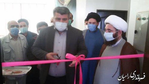 افتتاح متمرکز سه مرکز نیکوکاری در شهرستان